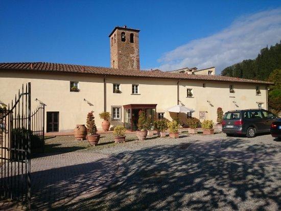 Ginestra Fiorentina, Italie : ingresso di giorno
