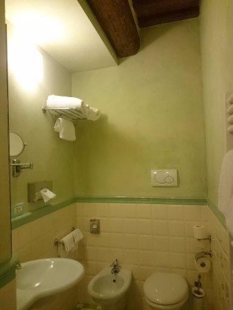 Ginestra Fiorentina, Italie : il nostro bagno