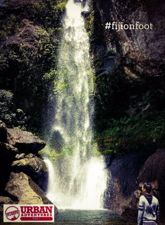 Lautoka, Fiji: Refreshingly a nature love experience of the waterfall at the end of the trek