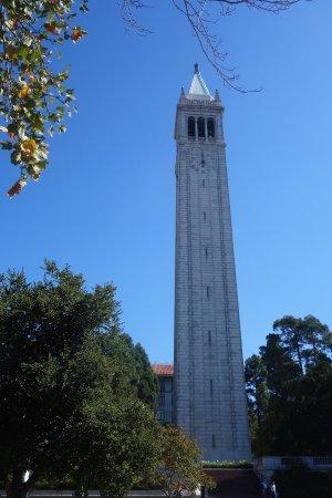 Berkeley, Californië: Iconic Tower