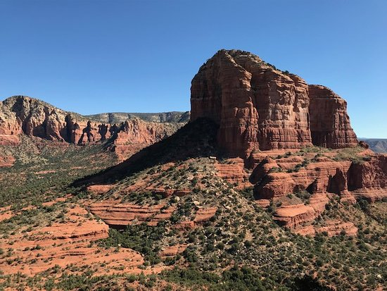 Another view from the top of Bell Rock