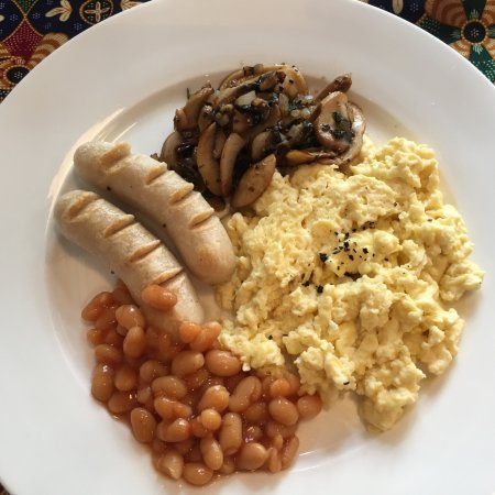 55 Cafe and Restaurant: my breakfast