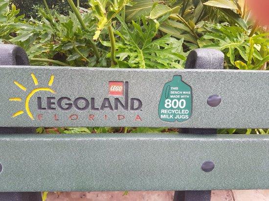 LEGOLAND Florida Resort: sustentabilidad del parque