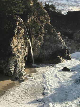Glen Oaks Big Sur: Julia Pfeiffer hike