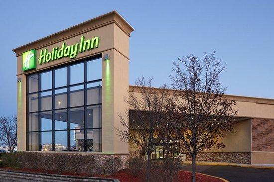 Matteson, IL: Hotel Exterior