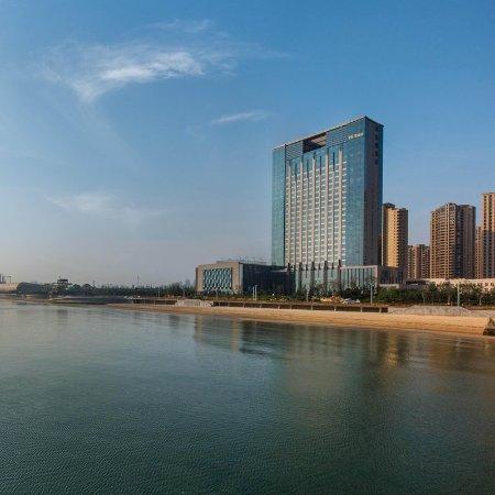Γιαντάι, Κίνα: Hotel Exterior