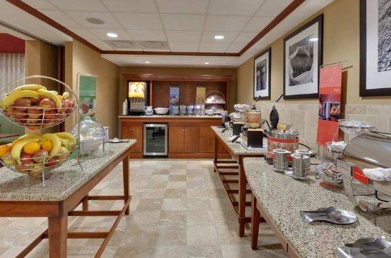 Windsor, Kaliforniya: Breakfast Serving Area