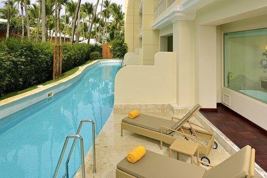 Iberostar Grand Hotel Bavaro: Swim-Out Suite