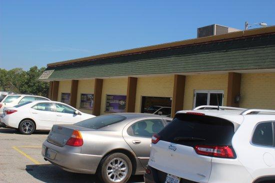 Macomb, IL: Entrance