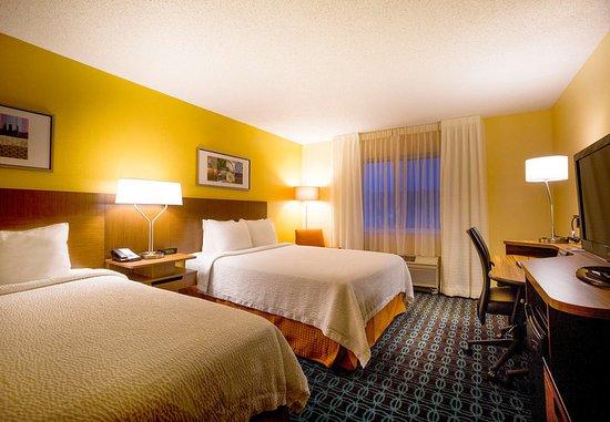 North Little Rock, AR: Queen/Queen Guest Room
