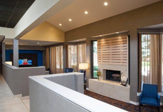 Гленвью, Илинойс: Lobby Lounge Area