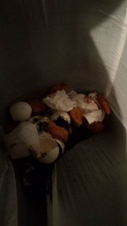 Grantsville, MD: Threw away 20 nuggets because they were old, hard and cold. Absolutely disgusting.