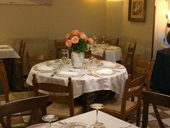 Albisola Superiore, إيطاليا: La cura dei dettagli al tavolo