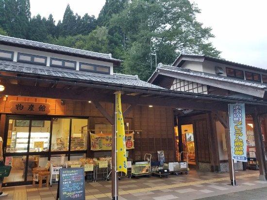 Oi-cho, ญี่ปุ่น: 物産館外観。