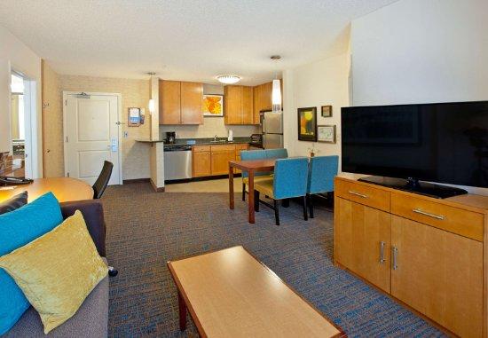 Branchburg, NJ: Two-Bedroom Suite - Living Area