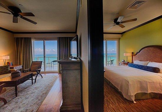 เจนเซน บีช, ฟลอริด้า: Oceanfront Executive Penthouse Suite