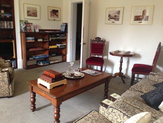 Κουίνσταουν, Αυστραλία: upstairs sitting room