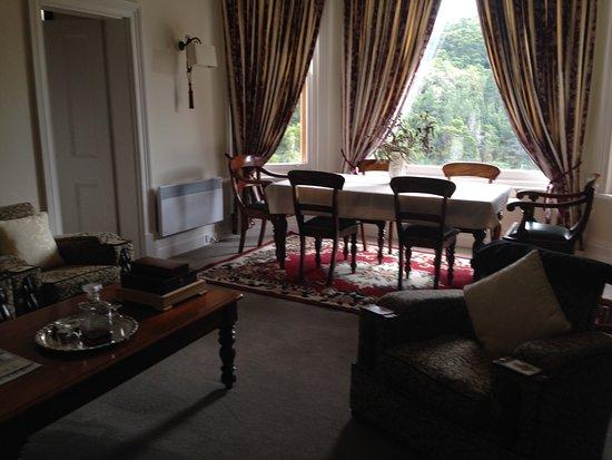 Κουίνσταουν, Αυστραλία: upstairs siting/dining room