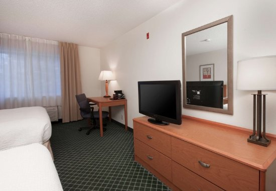 Coon Rapids, MN: Queen/Queen Guest Room Amenities