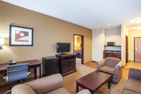 Hillsboro, Τέξας: Suite