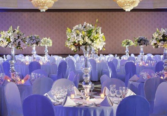 Amman Marriott Hotel: Al Waha Ballroom
