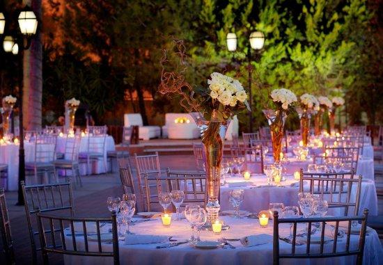 Amman Marriott Hotel: Summer Garden