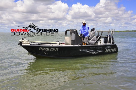 Guided Fishing DownUnder