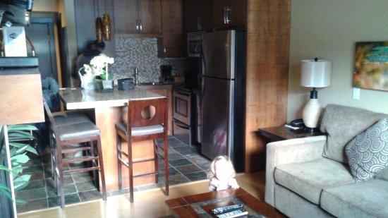 Silver Creek Lodge: Lovely kitchen