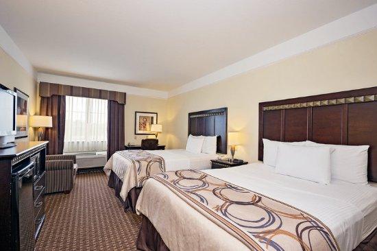 Cleburne, Teksas: Guest Room