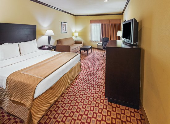 Eastland, Teksas: Guest Room