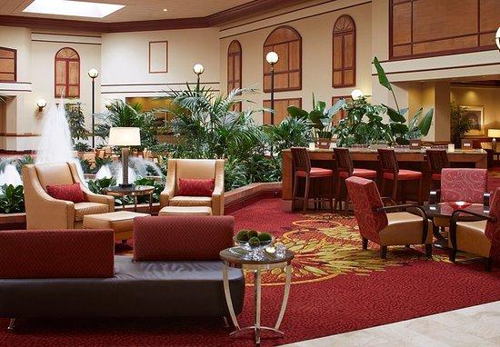 Hoffman Estates, IL: Marriott Greatroom