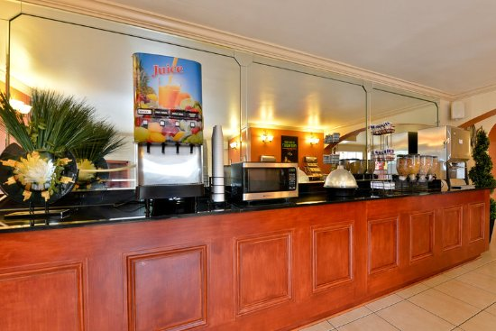 La quinta inn orlando international drive north updated for Aashirwad indian cuisine orlando