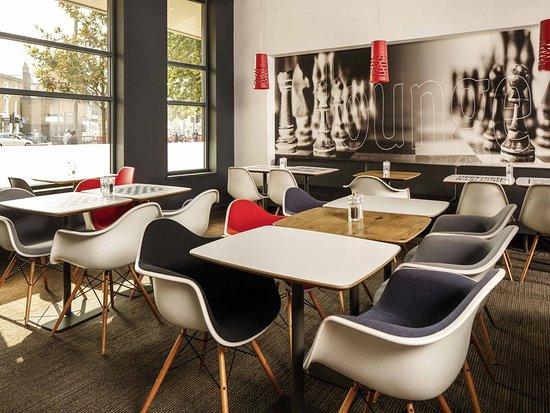 Ibis London Stratford: Restaurant