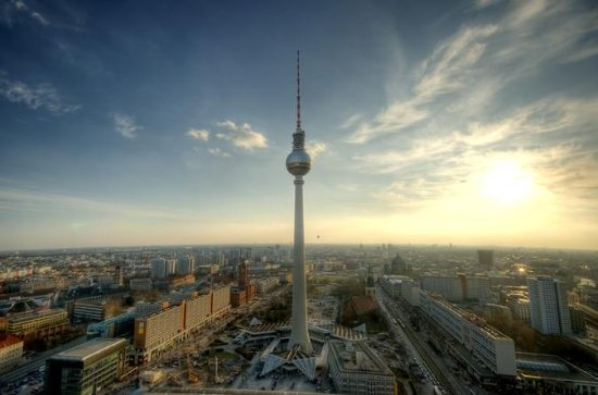 Skip the Line: Berlin TV Tower with...