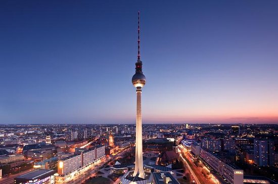 Berlin TV Tower Skip-the-Line Access...