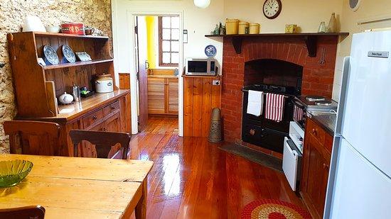 Port Fairy, Australia: Arrondoon Kitchen