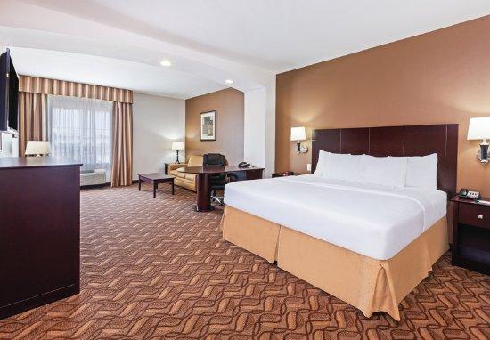 Longview, TX: Guest Room