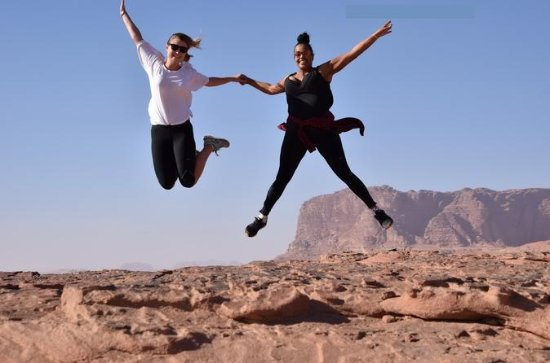 3-Days from Amman: Petra, Wadi Rum...