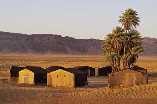 Excursion de 4jours dans le désert...