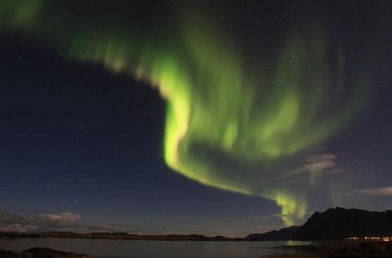 Northern Lights Chasing in Lofoten...