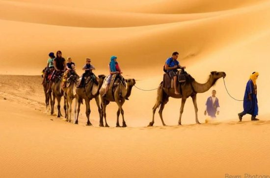 3-Day Sahara Desert Private Tour...