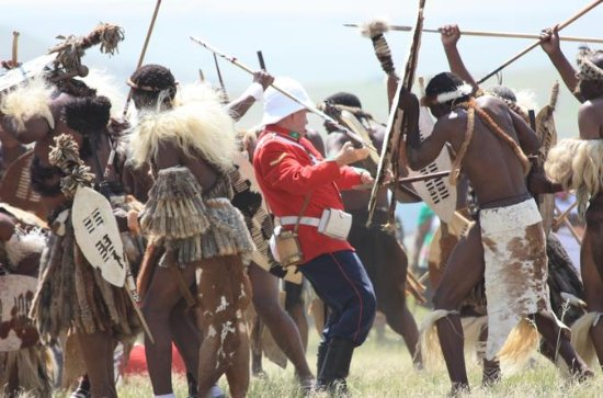 Full-Day Small-Group Anglo-Zulu...