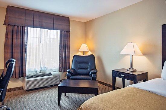 Morgan City, LA: Guest Room