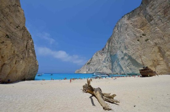 Zakynthos Smugglers Cove Full-Day...