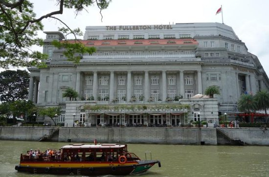 Footsteps of Singapore's Past with