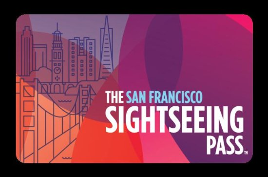 The San Francisco Sightseeing Pass with 3, 4, or 5 Attractions