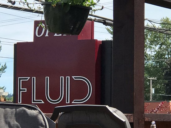 Fluid Bar and Grill, 1175 Cliffe Ave, Courtenay, BC
