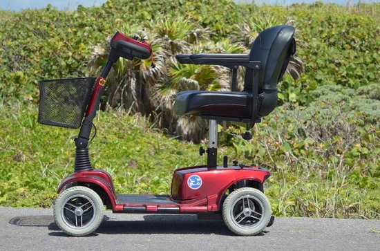 Mobility Scooter Cozumel
