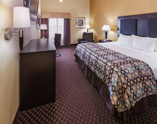 Alvin, TX: Guest Room