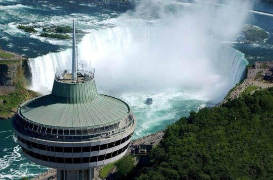 Niagara Falls tour with Skylon Tower